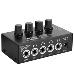 On-Stage Four-Channel Headphone Amp