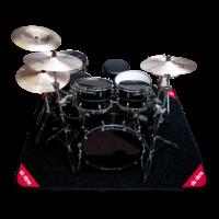 "Vic Firth Premium Drum Rug 78"" x 64"""
