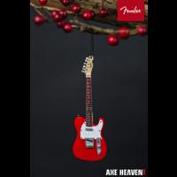 "6"" FENDER 50s Red Telecaster Mini Guitar Ornament"
