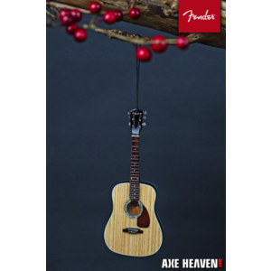 "Axe Haven 6"" FENDER PD-1 Dreadnought Acoustic Guitar Ornament"
