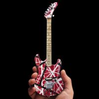 EVH 5150 Eddie Van Halen Mini Guitar Replica Collectible - Officially Licensed