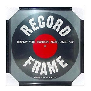 Monostereo Record Album Frame