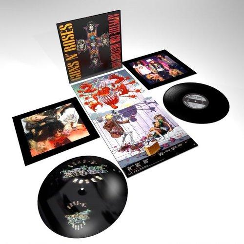 Guns N Roses Guns N Roses - Appetite For Destruction (Limited Edition/Hologram GNR Logo)