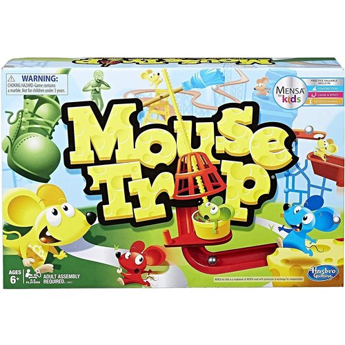 Hasbro Classic Mousetrap