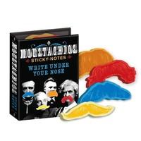 Moustachios Sticky Notes