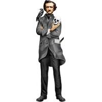 Edgar Allan Poe Quotable Notable Notecard
