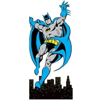 Batman Quotable Notable Notecard