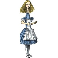 Alice Quotable Notable Notecard