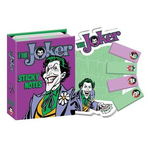 The Unemployed Philosophers Guild Joker Sticky Notes