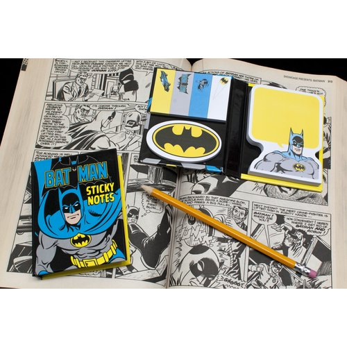 The Unemployed Philosophers Guild Batman Sticky Notes