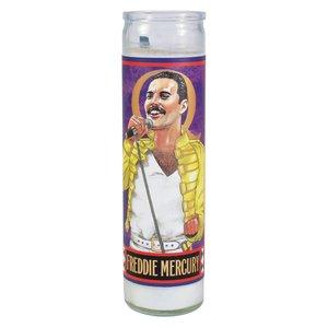 The Unemployed Philosophers Guild Freddie Mercury Secular Saint Candle