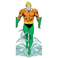 Aquaman Quotable Notable Note Card