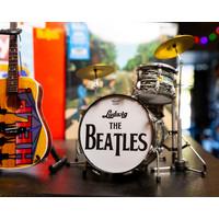 Ringo Starr Classic Oyster Miniature Drum Set Replica Collectible