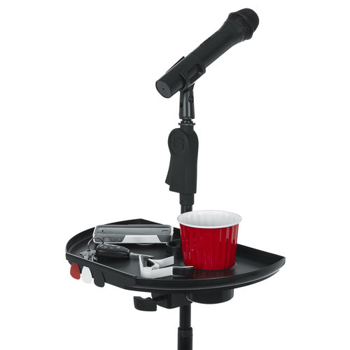 Gator Frameworks Gator Frameworks Extra Large Microphone Stand Accessory Tray