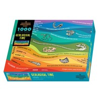 Geologic Time Puzzle