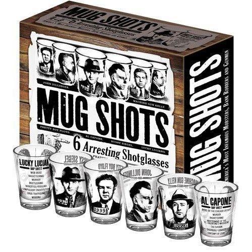 The Unemployed Philosophers Guild Mug Shots