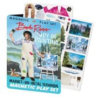 Joy of Painting Bob Ross Magnetic Set