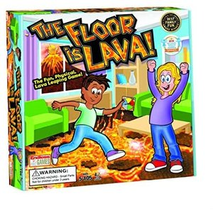 ENDLESS GAMES The Floor Is Lava! Game