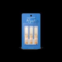 Rico Royal Tenor Sax Reeds 3pk - 2