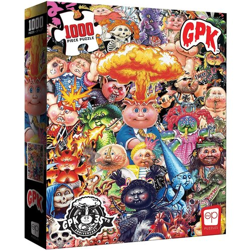 The Op Puzzle: Garbage Pail Kids 1000 pc