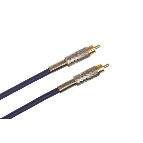 Hosa S/PDIF Coax, RCA to Same, 1 m