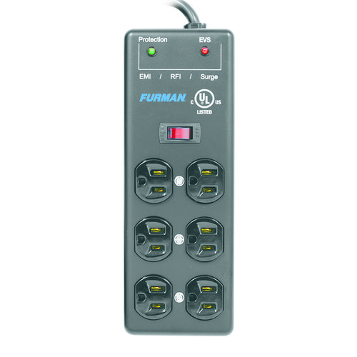 Furman Furman AC Surge Strip - 2x3 Block