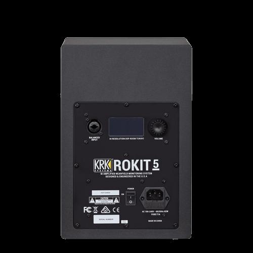 KRK KRK RP5G4-NA 5-in Studio Monitor Rokit 5