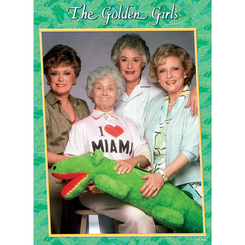 The Op Puzzle: The Golden Girls 1000 pc
