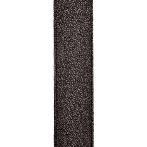 D'Addario 50mm Planet Lock Leather Black