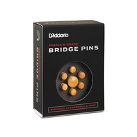 Wood Bridge Pin Set - Boxwood