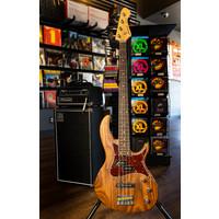 Aria Detroit Bass - Open-Pore Natural
