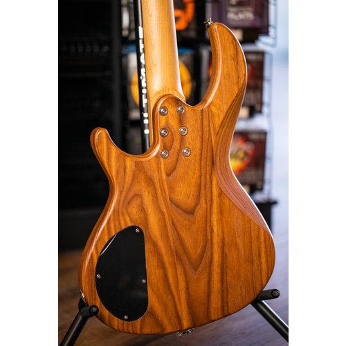 Aria Aria Detroit Bass - Open-Pore Natural