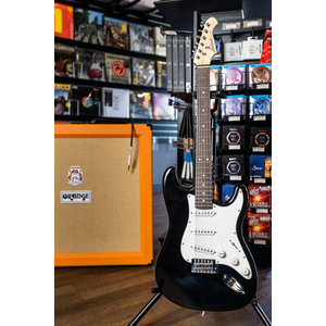 Aria Aria Pro II STG Series Electric Guitar - Black