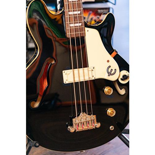 Epiphone Jack Casady Bass - Ebony