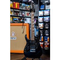Ibanez Mikro Gio RG21 Left Handed - Black