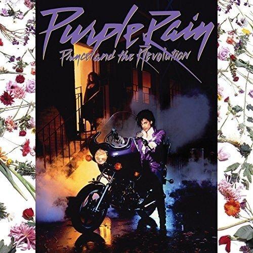 """Prince & The Revolution Prince & The Revolution """"Purple Rain"""" Vinyl"""