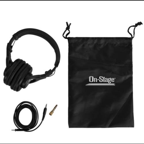 On Stage WH4500Professional Studio Headphones