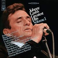Johnny Cash - Greatest Hits, Volume 1 Vinyl