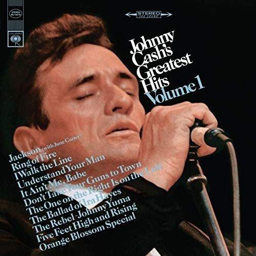 Johnny Cash Johnny Cash - Greatest Hits, Volume 1 Vinyl