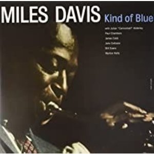 Miles Davis Miles Davis - Kind Of Blue Vinyl (180G/Deluxe Gatefold)