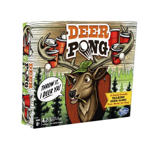 Hasbro Deer Pong - Family Game