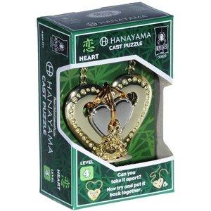 Bepuzzled Puzzle: Hanayama: Heart Level 4