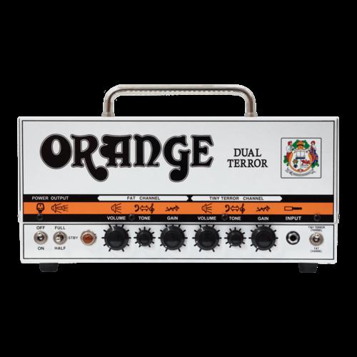 Orange Orange Dual Terror 30W Amplifier Head
