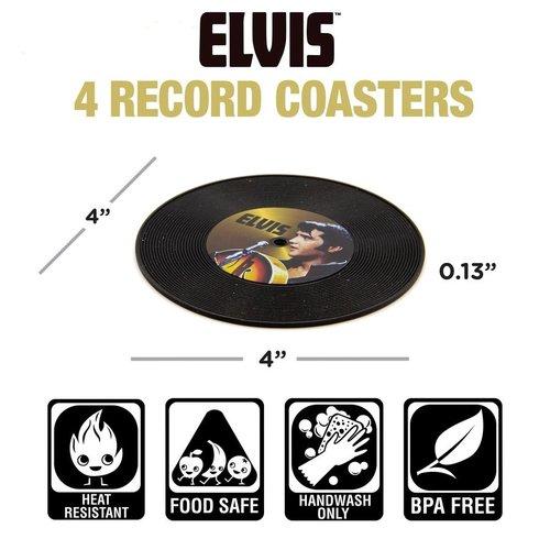 Elvis Coasters