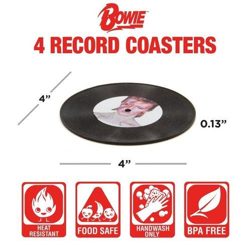David Bowie Coasters
