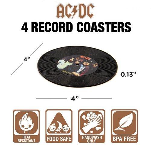 ACDC Coasters