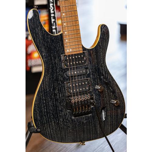 Ibanez Ibanez S Standard S570AH - Silver Wave Black