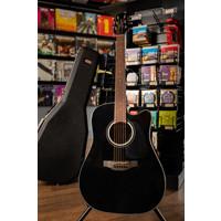 GD30CE Acoustic Guitar - Black