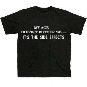Maverick Tees Age Doesn't Bother Me Men's T-Shirt