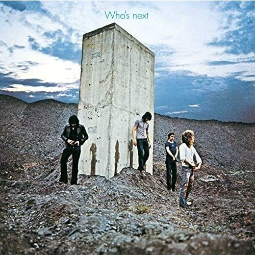 The Who The Who - Who's Next (180 Gram Vinyl, Remastered)